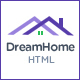 DreamHome - Single Property HTML Template - ThemeForest Item for Sale