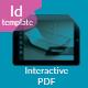 Interactive Portfolio Prezentation No3 - GraphicRiver Item for Sale