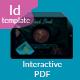 Interactive CookBook or Restaurant Menu - GraphicRiver Item for Sale