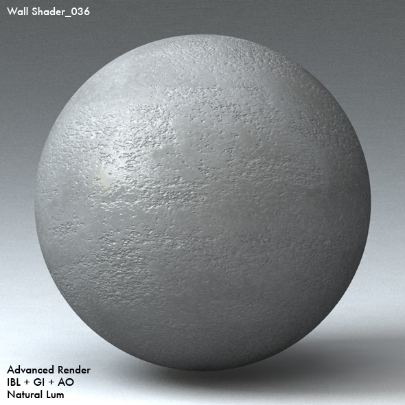 Wall Shader_036 - 3DOcean Item for Sale