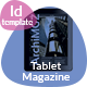 Tablet Architecture Magazine Template - GraphicRiver Item for Sale