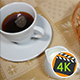 Pouring Coffee Into Cup With Croissant - VideoHive Item for Sale