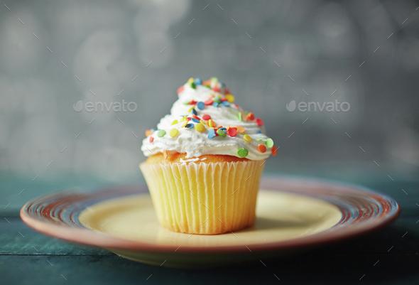 Sweet cake - Stock Photo - Images