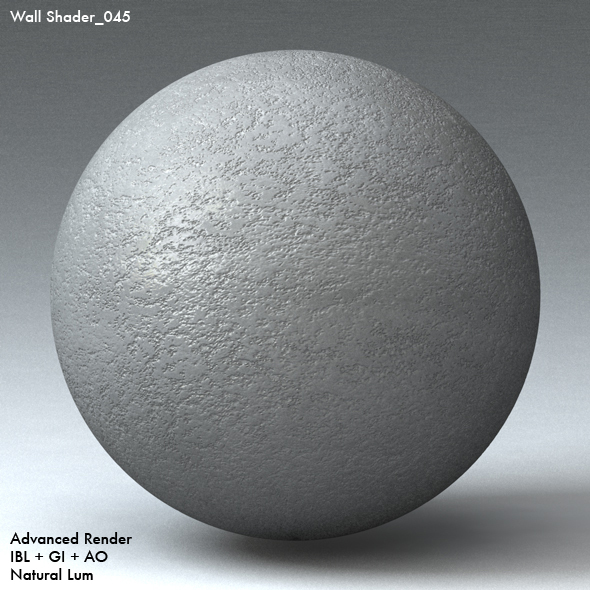 Wall Shader_045 - 3DOcean Item for Sale