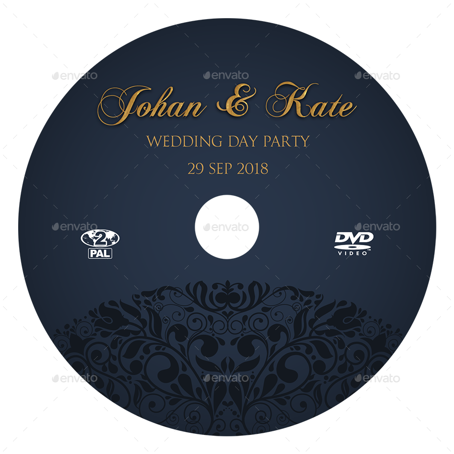 Wedding dvd cover and dvd label template vol7 by owpictures wedding dvd cover and dvd label template vol7 pronofoot35fo Choice Image