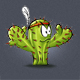 Cactus Sprites - GraphicRiver Item for Sale