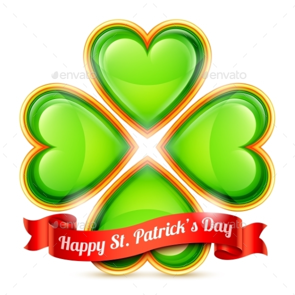 St. Patrick Day Congratulation - Miscellaneous Seasons/Holidays