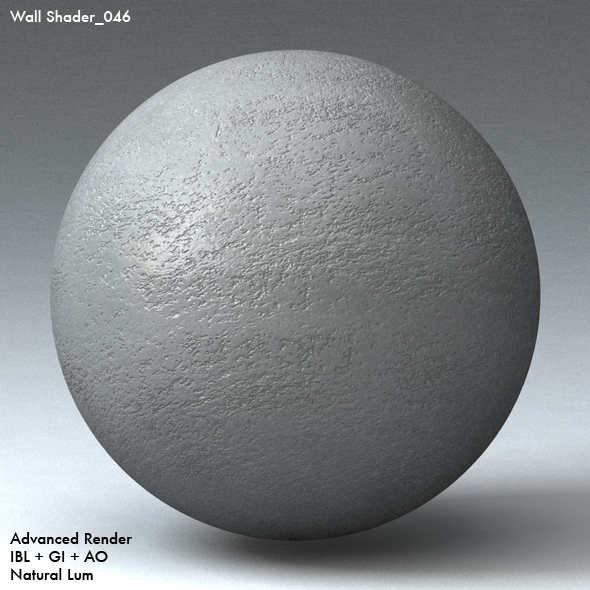 Wall Shader_046 - 3DOcean Item for Sale