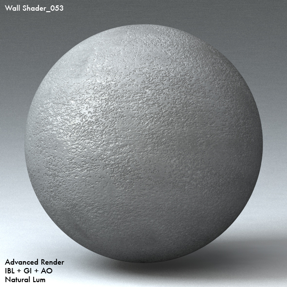 Wall Shader_053 - 3DOcean Item for Sale