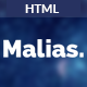 Malias- eCommerce Bootstrap Template - ThemeForest Item for Sale