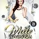 White Sensation - Flyer Template