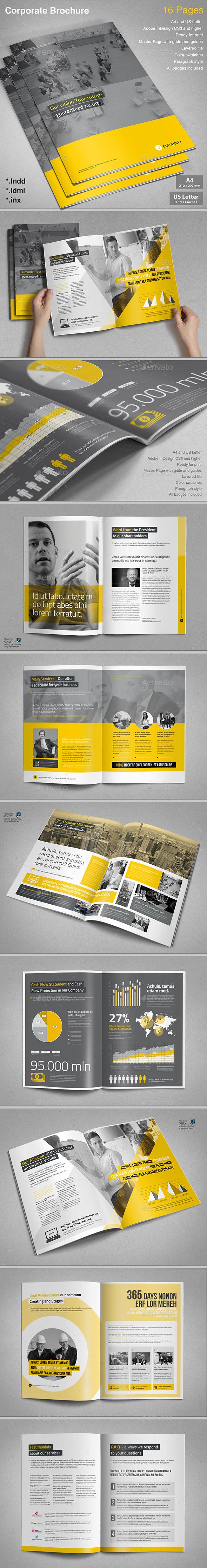 Corporate Brochure Vol.5 - Corporate Brochures