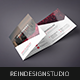 Modern Church Square Trifold - GraphicRiver Item for Sale