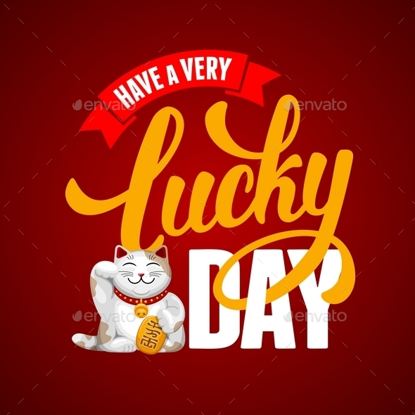 Lucky Day - Backgrounds Decorative