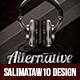Alternative Night Flyer / Poster - GraphicRiver Item for Sale