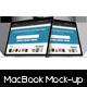 Macbook Mockup - GraphicRiver Item for Sale