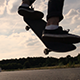 Skateboarding Ollie Jump - VideoHive Item for Sale