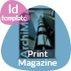 Architecture Magazine Template - GraphicRiver Item for Sale