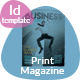 Business Magazine Template Issue Two - GraphicRiver Item for Sale