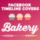 Facebook Timeline Covers - Bakery - GraphicRiver Item for Sale
