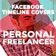 Facebook Timeline Cover - Personal Freelancer - GraphicRiver Item for Sale