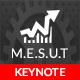 Mesut Keynote Presentation Template - GraphicRiver Item for Sale