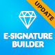 Otrion E-Signature Builder - GraphicRiver Item for Sale
