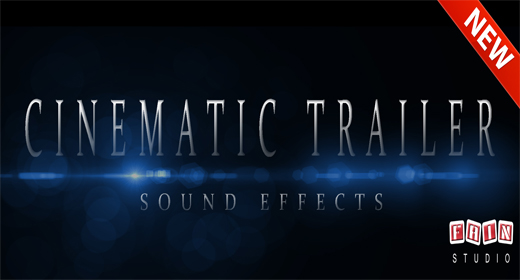 Cinematic Trailers Sound Effects