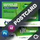 IT Service Postcard Templates - GraphicRiver Item for Sale