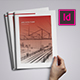 A4 Corporate Architecture Brochure - GraphicRiver Item for Sale