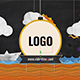 Summer Logo Opener - VideoHive Item for Sale