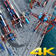 Industrial Port - VideoHive Item for Sale
