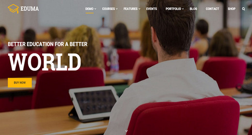 Fantastic WordPress Education Themes