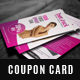 Beauty / Spa Coupon Card - GraphicRiver Item for Sale
