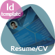Abstract CV/Resume Template - GraphicRiver Item for Sale