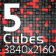 Cubes background - GraphicRiver Item for Sale