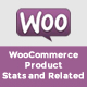 WooCommerce Product Stats and Related! - CodeCanyon Item for Sale