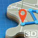 3D Maps Creator v1.0.0 Infographics - VideoHive Item for Sale