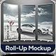 Roll-Up Banner Mock-Up - GraphicRiver Item for Sale