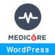 Medicare - Medical & Health WordPress Theme - ThemeForest Item for Sale