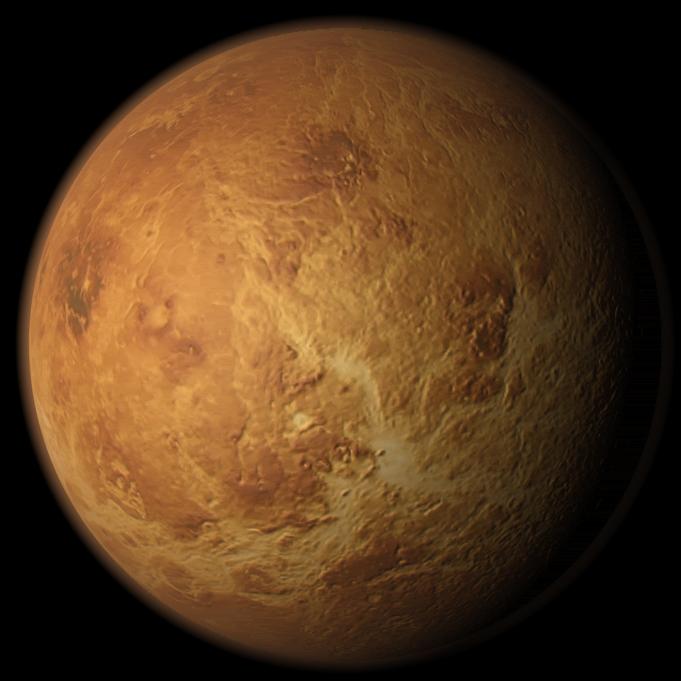 Venus rotating planet - VideoHive Item for Sale
