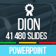 Dion Powerpoint Presentation Template - GraphicRiver Item for Sale