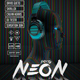 Neon Party Flyer and Poster Template - GraphicRiver Item for Sale