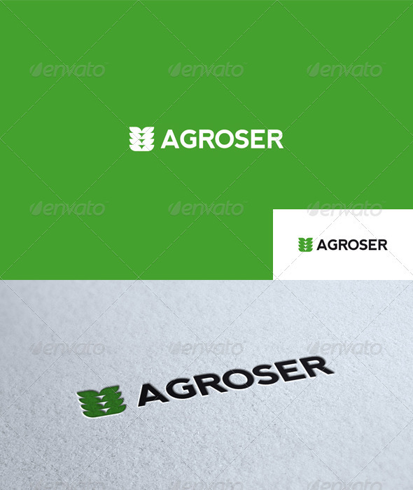 Agroservice Logo - Nature Logo Templates