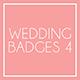 Wedding Badges 4 - GraphicRiver Item for Sale