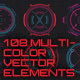 Jupiter HUD and High Tech Design Elements 01 - GraphicRiver Item for Sale