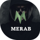Merab - Creative Multipurpose PSD Template - ThemeForest Item for Sale