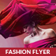 Fashion Show Flyer Template - GraphicRiver Item for Sale