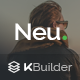 Neumail - Responsive Email Template + Kbuilder 1.0 - ThemeForest Item for Sale