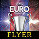 Euro France Flyer Template - GraphicRiver Item for Sale